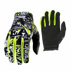 O'Neal Mens & Youth Black/Hi-Viz Matrix Dirt Bike Gloves MX ATV 2019