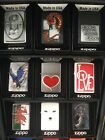 Genuine Zippo Windproof Refillable Cigarette Lighters (LIFE TIME GUARANTEE) USA $30.58 USD on eBay