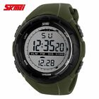 Men LED Digital Military Watch 50M Dive Swim Dress Sports Watches Wristwatches