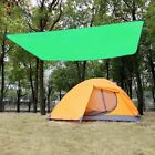 Outdoor Camping Waterproof Rain Tarp Tent Canopy Shelter Cover Sunshade 7x 8FT