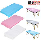 Kyпить 10pcs Massage Beauty Waterproof Disposable Non-woven Bed Table Cover Sheets Pink на еВаy.соm