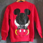US Women's Mickey Mouse Hoodies Sweatshirt Cartoon T-shirt Pullover Top Blouse