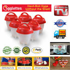 Egglettes Egg Cooker Hard Boiled Eggs without Shell 6 pics Eggies As Seen on TV