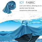 Cooling Towel -Workout, Gym, Fitness, Golf, Yoga, Camping,Hiking,Bowling, Travel image