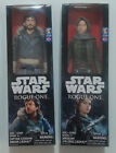 ROGUE ONE 12 INCH ACTION FIGURES CAPTAIN CASSIAN ANDO, AND JYN ERSO $6.0 USD on eBay