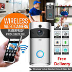 1080P Wifi Wireless Smart Door Bell IR Security Camera Video Cam Remote Intercom