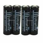 3.7V Rechargeable 18650 16340 14500 Battery For UltraFire Torch Flashlight Laser