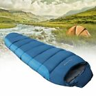 Mummy Sleeping Bag Duck Down -25C Outdoor Camping Hiking With Carrying Case US