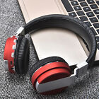 Wireless Bluetooth Headphones Foldable Headset Stereo Gaming Music Earphones FY1