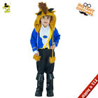 Kid Boy Wild Beast Costumes Carnival the Beautty and Beastt Cosplay Fancy Outfit