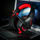 ONIKUMA K1 Stereo Bass Surround Gaming Headset with Mic for PS4 Xbox One PC