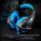 Gaming Headset for PS4 Xbox one PC Mac, ONIKUMA Over Ear 3.5mm GAME Headphones