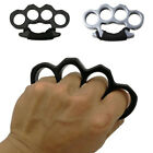 Alloy Security Outdoor Four Fingers Ring Knuckles Buckles Slef-Defensive Tools