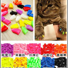 Stylish 20pcs Soft Cat Dog Pet Nail Caps Cover Claw Control Paws off Size S-L