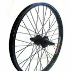 Savage 20In Double Wall Rear Bmx Wheel 9 Tooth Driver 14Mm Axle