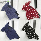 Fashion Women's Hairband Hair Band Wide Bow Knot Headband Hair Hoop Accessories