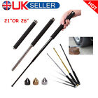 21'' /26'' Retractable Stick Gift Outdoor Tool + Cap Telescopic Sports