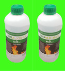 Bio ethanol Fuel EcoLine  Clean Burn Bioethanol Premium Grade Quality Odourless <br/> 24L - &pound;52.99 Odourless and Clean Burning, VAT Invoice