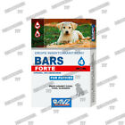 Bars Forte, for cats and dogs pet protection against ticks, fleas Treatment