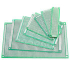 5 20Pcs Double Side DIY Prototype PCB Board 2x8 3x7 4x6 5x7 6x8 7x9 8x12 9x15cm
