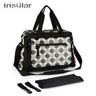 New Baby Diaper Stroller Bag Mummy Maternity Nappy Changing Bags Mother Handbag