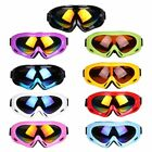 Unisex Anti-fog Ski Glasses TS-008 Windproof Goggles Anti-sand Ski Glasses X)