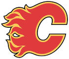 Calgary Flames vinyl sticker for skateboard luggage laptop tumblers car $7.99 USD on eBay