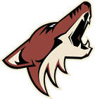 Arizona Coyotes vinyl sticker for skateboard luggage laptop tumblers car $7.99 USD on eBay