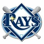 Tampa Bay Rays vinyl sticker for skateboard luggage laptop tumblers car(d) on Ebay