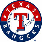 Texas Rangers vinyl sticker for skateboard luggage laptop tumblers (a) on Ebay