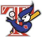 Toronto Blue Jays vinyl sticker for skateboard luggage laptop tumblers car(k) on Ebay