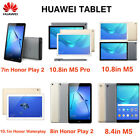 HUAWEI MediaPad M5/M5 Pro 10.8'' IPS Octa Core Android 8.0 16-128G WIFI Tablet