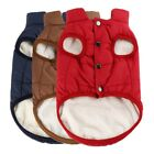 Pet Dog Winter Warm Coat Soft Sweater Puppy Fleece Vest Jacket Clothes Outfit