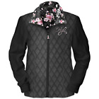 "Bradford Exchange Breast Cancer Awareness ""Blossoms Of Hope"" Quilted Jacket"
