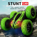 Kids 360° Rotate Stunt Car Model RC 4WD High Speed Remote Control Off-road Toys