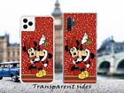 Disney Minnie Mickey Xmas Christmas Phone Case Cover For iPhone, Samsung, Huawei