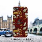 Harry Potter Red Hedwig Owl Pattern Phone Case Cover For iPhone, Samsung, Huawei