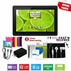 7'' Android 8.1 Quad-Core Dual Camera 8GB HD Tablet PC 1.3GHz Bundle Case Gift