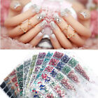 305A Fashion Rhinestones for Nails Nail Decoration Frosted Glass Stone Nail Art