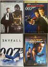 007 James Bond DVD's Die Another Day Skyfall Casino **Choose. Combine Shipping! $1.25 USD on eBay