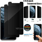 Hardness Anti-Spy Privacy Tempered Glass Screen Protector For iPhone 11 Pro Max $9.99 USD on eBay