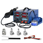 Best Soldering Stations - WEP Soldering Iron Desoldering Unsoldering Station Hot Air Review