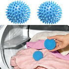 082E Plastic Faster Dryer Balls No Chemical Laundry Fabric Wash Clothes Clean