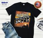 NEW Bob Seger Travelin' Man The Final Tour 2018 T shirt Rare Edition Size S-3XL image