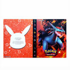 Pokemon Cards Album Book List Collectosr Folder Capacity Altman Cards Holder DIY
