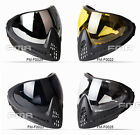 FMA F1 Paintball Airsoft Safety Anti-fog Goggle/Full Face Mask - Various ColoursHats & Headwear - 177892