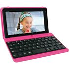 """RCA Voyager 7"""" 16GB Tablet with Keyboard Case - Android 6.0 muiticolors"""