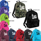FLOSS LIKE A BOSS Backpack Rucksack School GYM PE College Bag Music Hits Dance