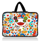 """10"""" Laptop Sleeve Handle Case Carry Bag Cover For 10.1"""" HP Pavilion Samsung book"""