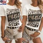 Snowman Maternity T Shirt Women Short Sleeve Pregnancy Pregnant Christmas Top US